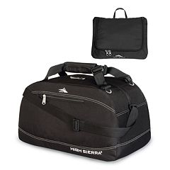 High Sierra 30 in Pack 'N Go Duffel Bag
