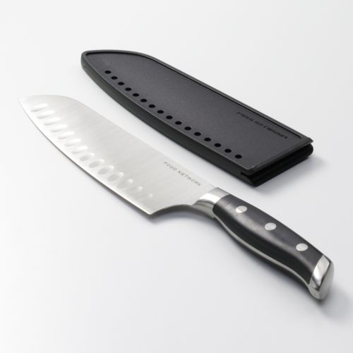 Food Network™ 2-pc. Triple Rivet Santoku Knife Set