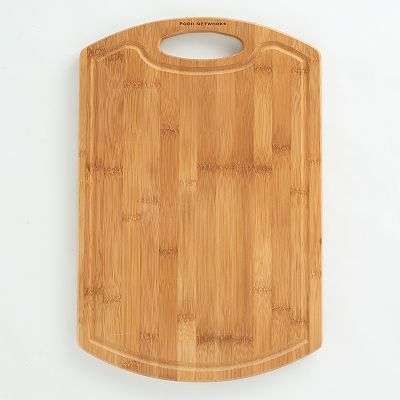 Food Network Bamboo Cutting Board