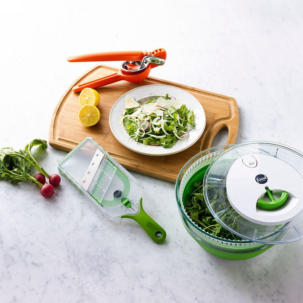 Food Network™ CookingGreen Bamboo Cutting Board