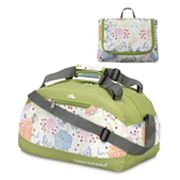 High Sierra 36-in. Pack 'N Go Floral Duffel Bag