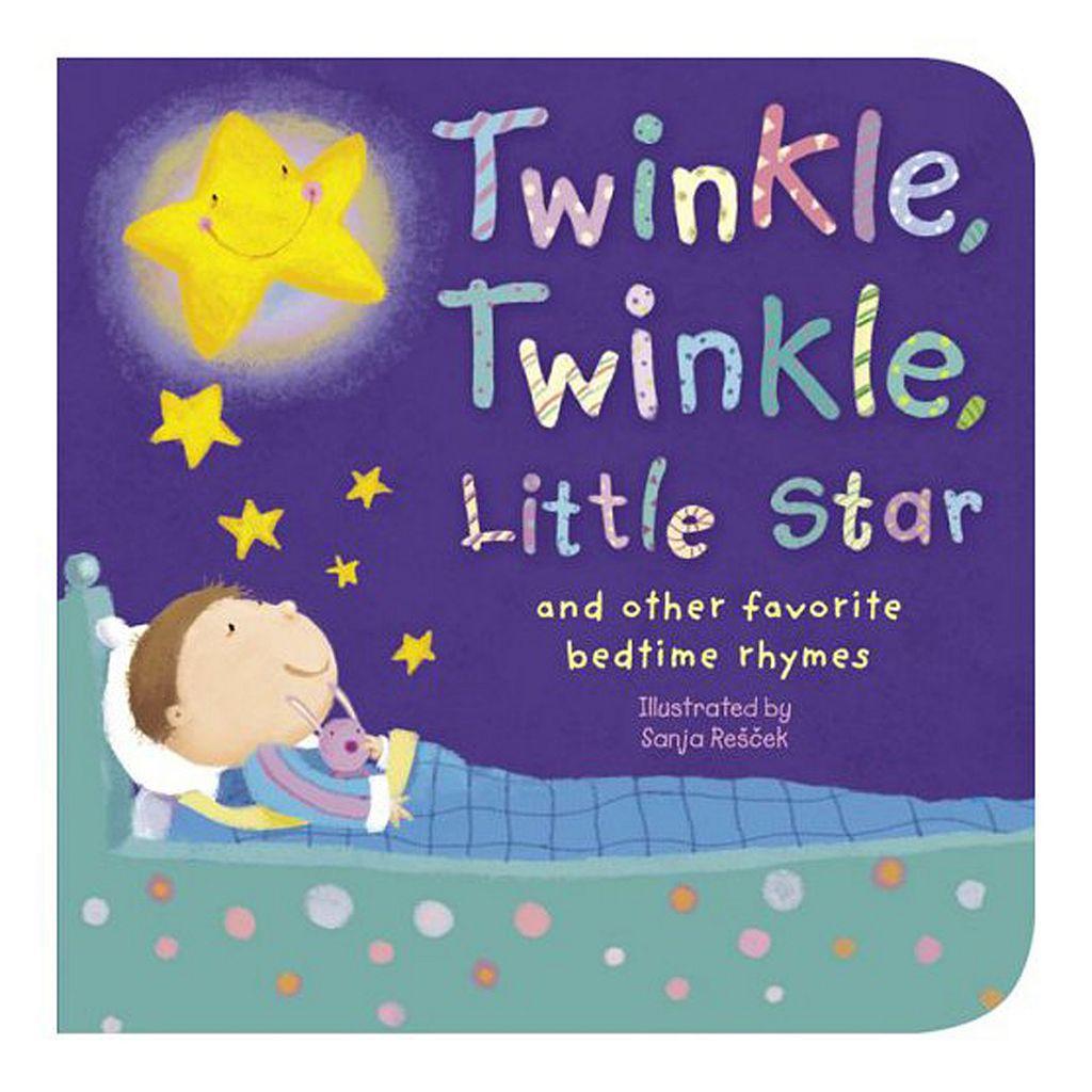 Levy Twinkle, Twinkle, Little Star Bedtime Stories Book