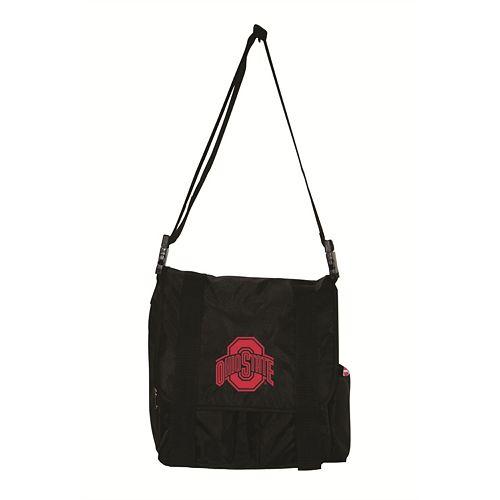 Ohio State Buckeyes Diaper Bag