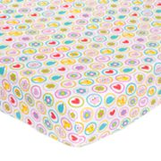 Kids Line Dena Happi Fitted Crib Sheet