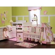 Carter's 4-pc. Jungle Jill Crib Set