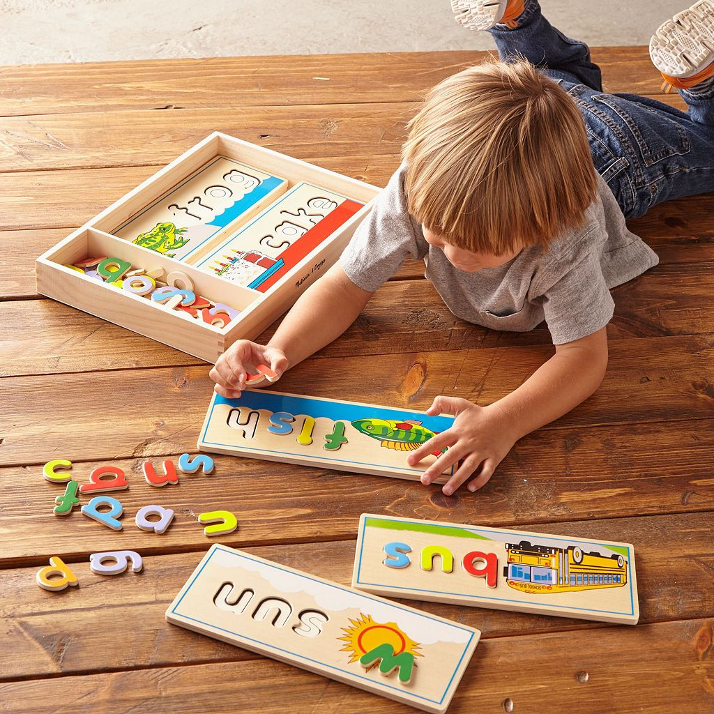 Melissa and Doug See and Spell