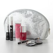 Madame Milly 8-pc. Makeup and Nail Polish Cosmetic Bag Set