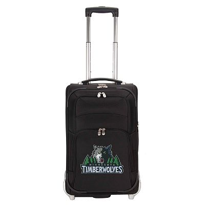 Minnesota Timberwolves 21-in. Wheeled Carry-On