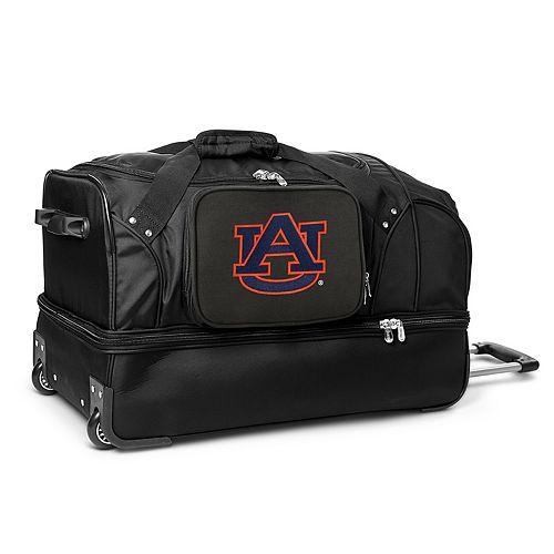 Auburn Tigers 27-Inch Rolling Duffel Bag