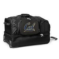 Cal Golden Bears 27-Inch Rolling Duffel Bag