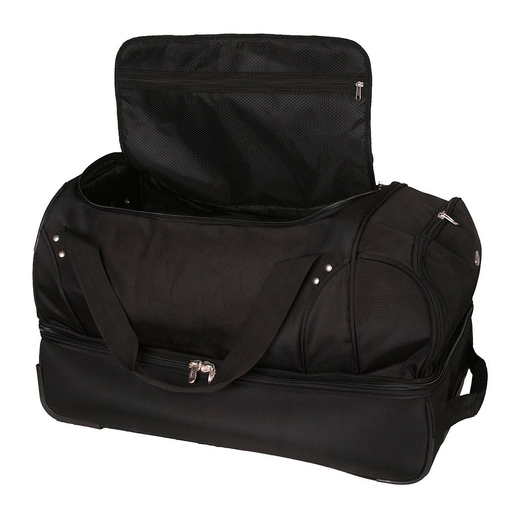 Florida State Seminoles 27-Inch Rolling Duffel Bag