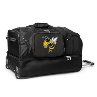 Georgia Tech Yellow Jackets 27-Inch Rolling Duffel Bag