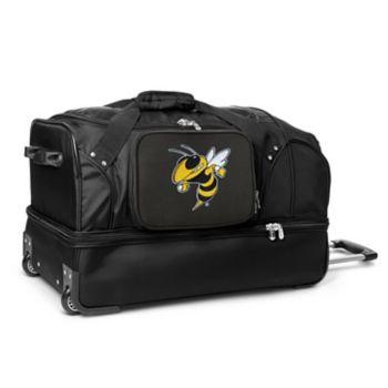 Georgia Tech Yellow Jackets 27-Inch Rolling Duffel Bag