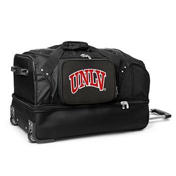 UNLV Rebels 27-Inch Rolling Duffel Bag