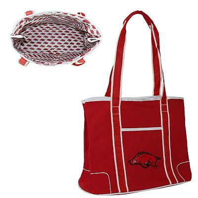 Arkansas Razorbacks Hampton Tote