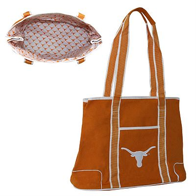 Texas Longhorns Hampton Tote