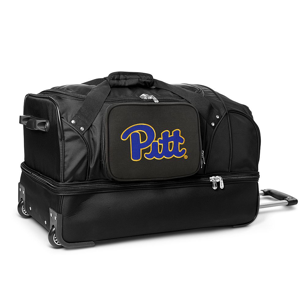 Pitt Panthers 27-Inch Rolling Duffel Bag