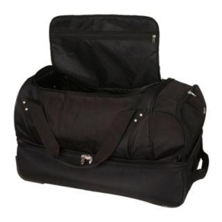 Purdue Boilermakers 27-Inch Rolling Duffel Bag