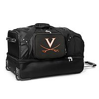 Virginia Cavaliers 27-Inch Rolling Duffel Bag
