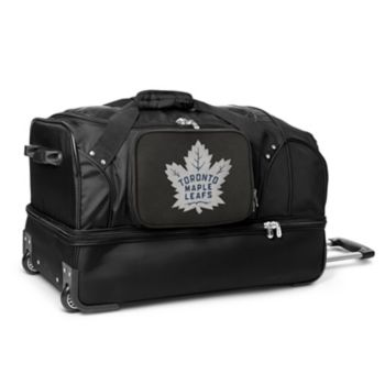 Toronto Maple Leafs 27-Inch Rolling Duffel Bag