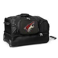 Arizona Coyotes 27-Inch Rolling Duffel Bag