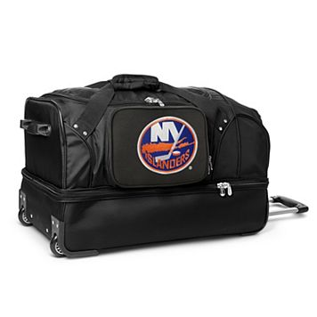 New York Islanders 27-Inch Rolling Duffel Bag