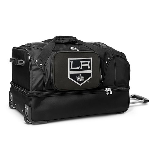 Los Angeles Kings 27-Inch Rolling Duffel Bag