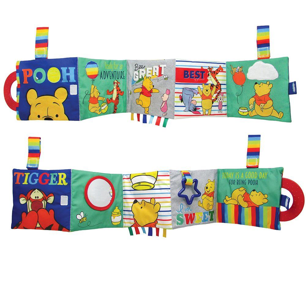 "Disney Winnie the Pooh ""Hello Little Friends"" Soft Book by Kids Preferred"