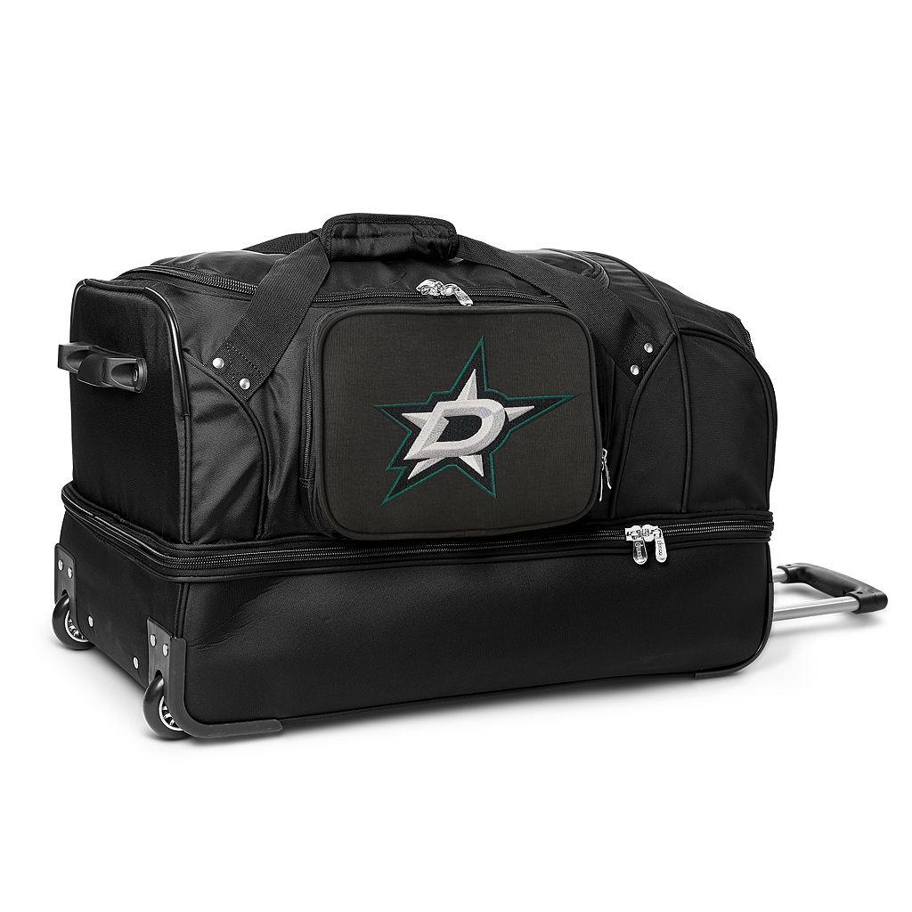 Dallas Stars 27-Inch Rolling Duffel Bag