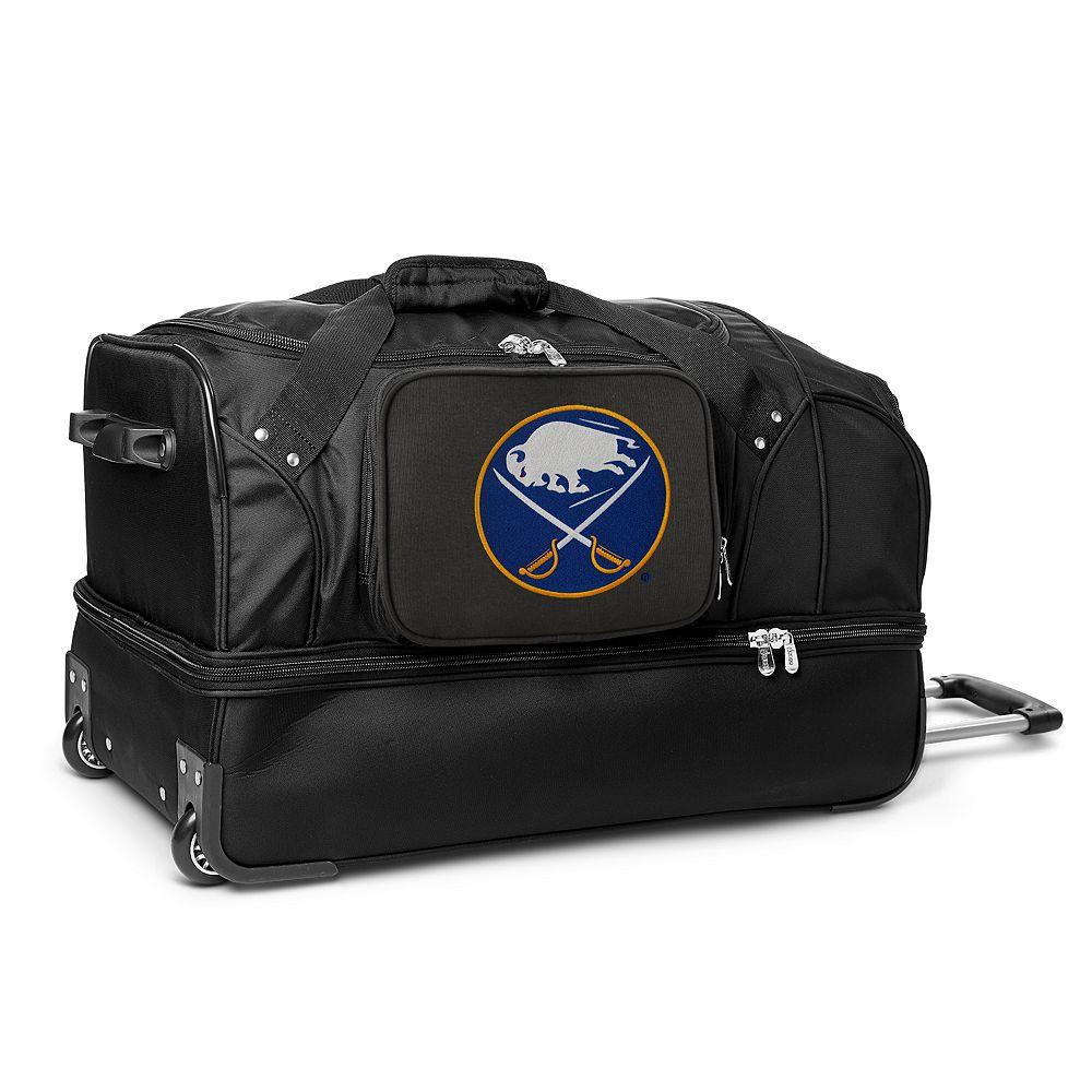 Buffalo Sabres 27-Inch Rolling Duffel Bag