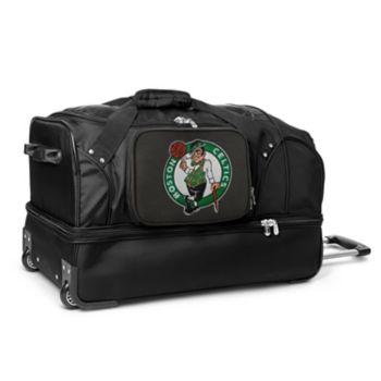 Boston Celtics 27-Inch Rolling Duffel Bag