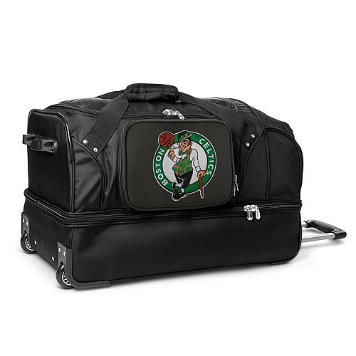 Boston Celtics 27-Inch Rolling Duffel Bag