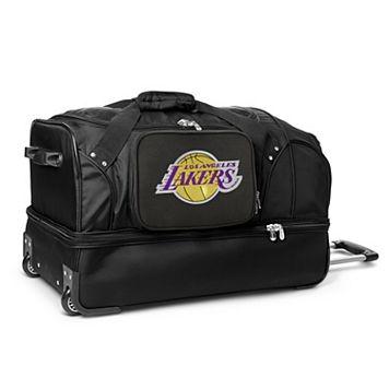 Los Angeles Lakers 27-Inch Rolling Duffel Bag