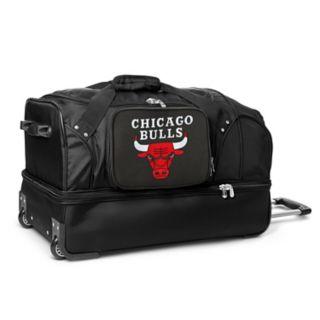 Chicago Bulls 27-Inch Rolling Duffel Bag