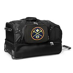 Denver Nuggets 27-Inch Rolling Duffel Bag