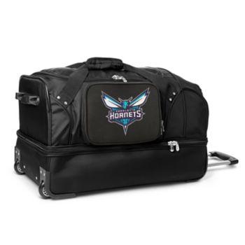 Charlotte Hornets 27-Inch Rolling Duffel Bag