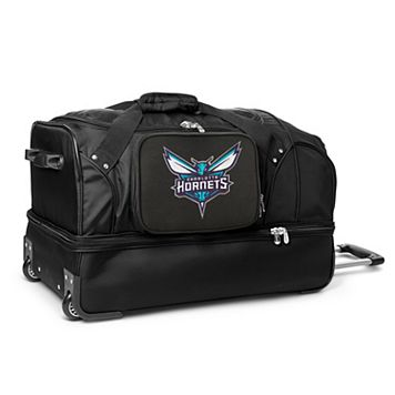 New Orleans Hornets 27-Inch Rolling Duffel Bag