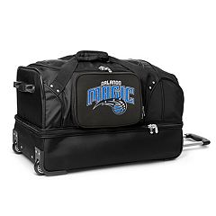 Orlando Magic 27-Inch Rolling Duffel Bag