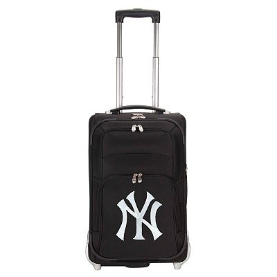 New York Yankees 21-in. Wheeled Carry-On