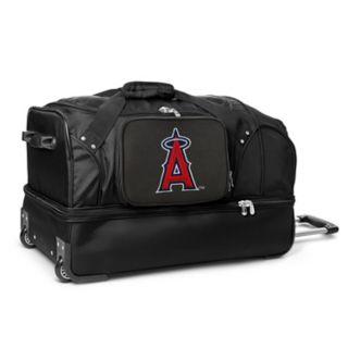 Los Angeles Angels of Anaheim 27-Inch Rolling Duffel Bag