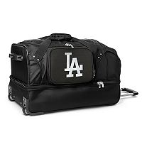 Los Angeles Dodgers 27-Inch Rolling Duffel Bag