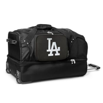 Los Angeles Dodgers 27-Inch Rolling Duffel Bag