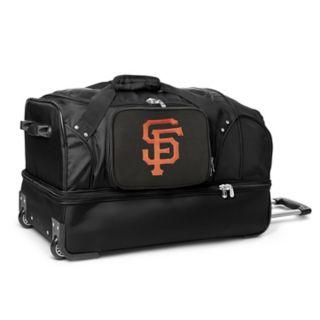 San Francisco Giants 27-Inch Rolling Duffel Bag