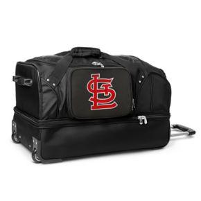 St. Louis Cardinals 27-Inch Rolling Duffel Bag