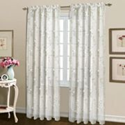 United Curtain Co. Loretta Window Panel - 52'' x 63''