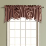 United Curtain Co. Anna Austrian Valance - 31'' x 108''
