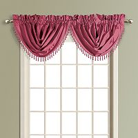 United Curtain Co. Anna Waterfall Window Valance - 32'' x 50''