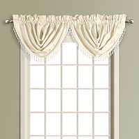 United Curtain Co. Anna Waterfall Valance - 32'' x 50''