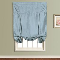 United Curtain Co. Anna Tie-Up Shade - 40'' x 63''