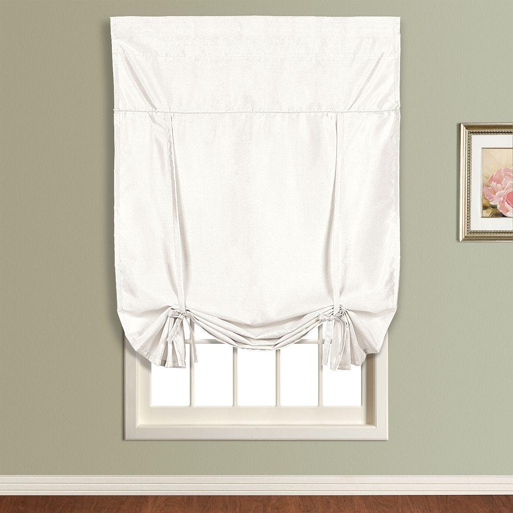 United Curtain Co. Anna Tie-Up Shade - 40'' x 63''
